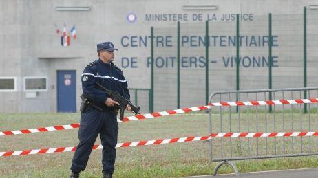 La prison de Vivonne.