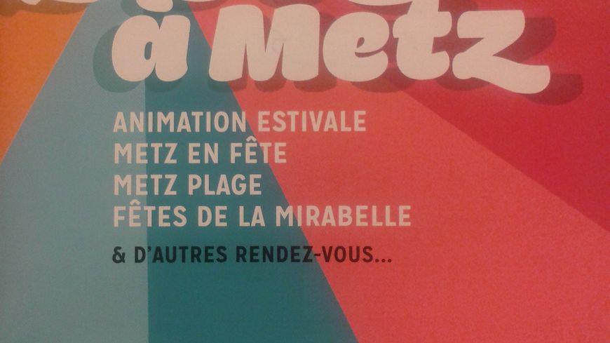 L'été à Metz