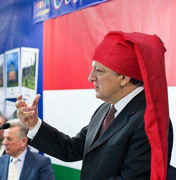 José-Manuel Barroso (Kasperl Barroso)