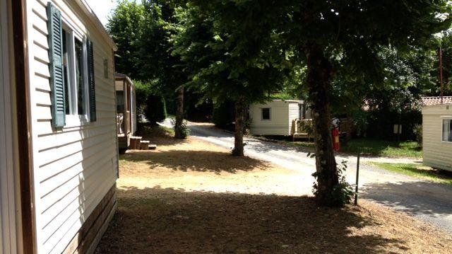 Le camping Le Caminel à Sarlat, déserté par les touristes français
