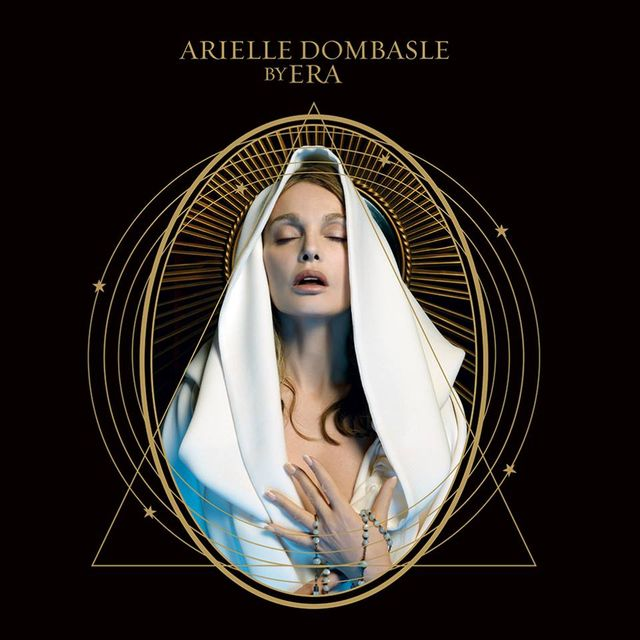 Arielle Dombasle et Era (Ave Maria)