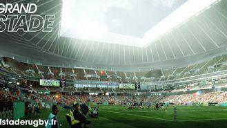 Projet de Grand Stade rugby