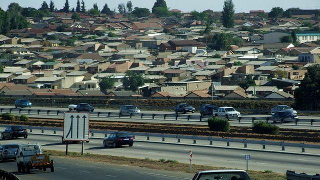Soweto, Afrique du Sud