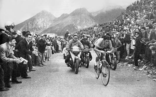 Jacques Anquetil en 1957