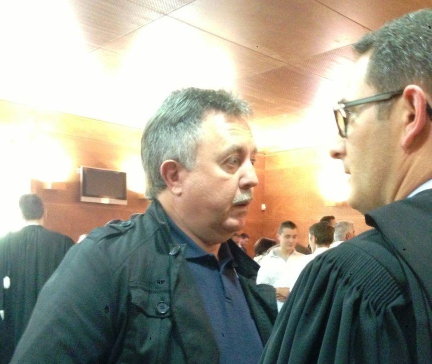 Le chauffeur de car, Jean-Jacques Prost, a été condamné à deux ans de prison avec sursis