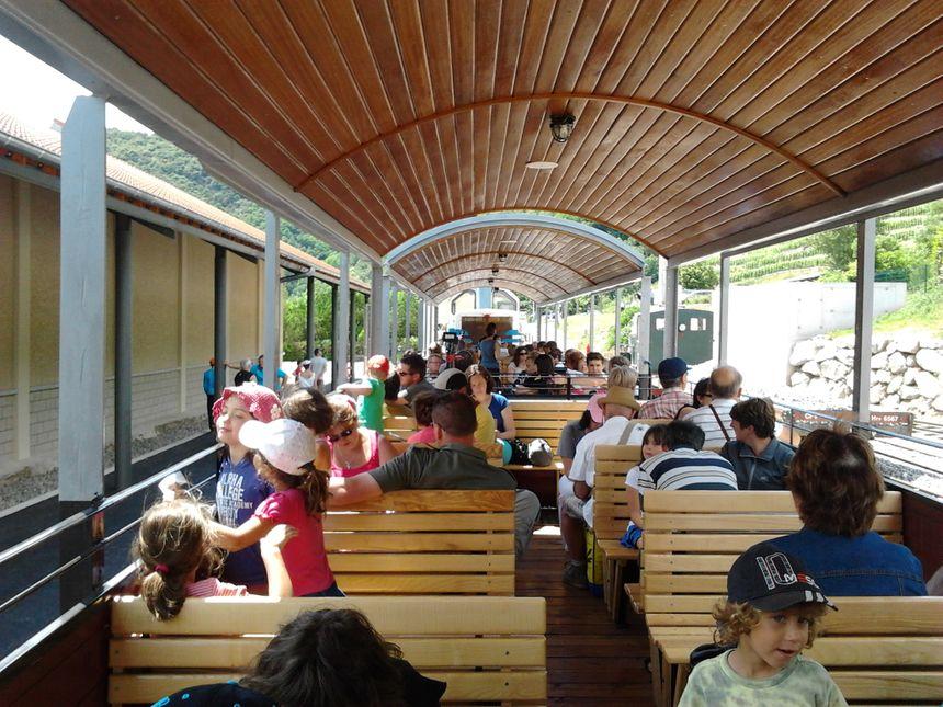 Le Mastrou roule de nouveau en Ardèche