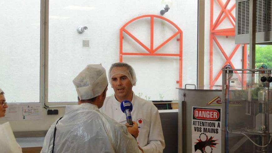 les ateliers d'Etran - Caramel de pommes Dieppois