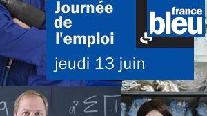 La journée de l'emploi sur France Bleu Belfort Montbéliard
