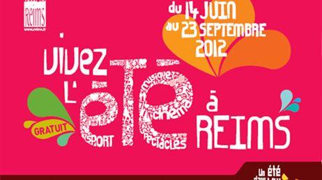 Reims Un été dans la ville - France Bleu Champagne