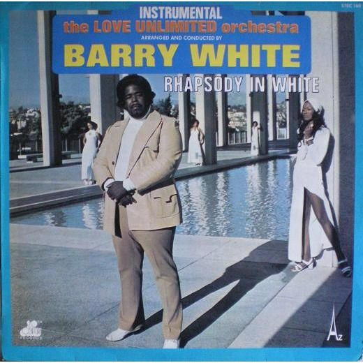 Barry White, Love unlimited