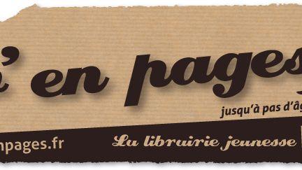 Logo de la librairie Rêv' en Page de Limoges