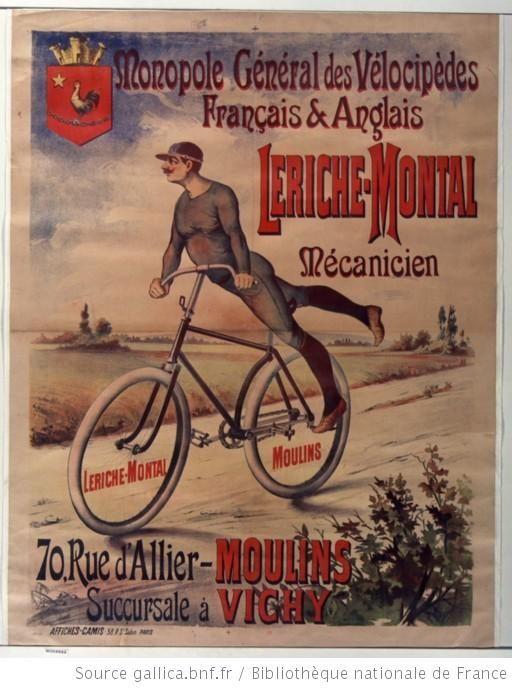 Publicité Leriche Montal