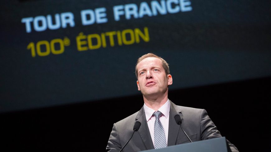Christian Prudhomme, le directeur du Tour de France