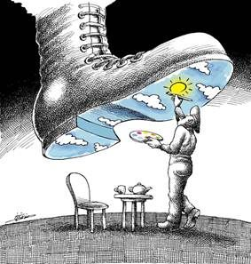 Tout va bien de Mana Neyestani