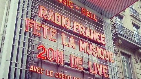 Radio France fête la musique
