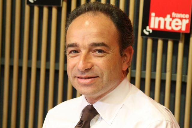 Jean-François Copé, président de l'UMP, à France Inter
