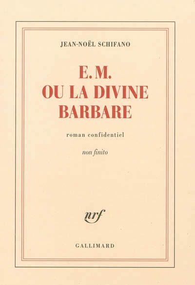 """""""La divine barbare"""""""