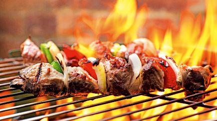 Le barbecue d'été