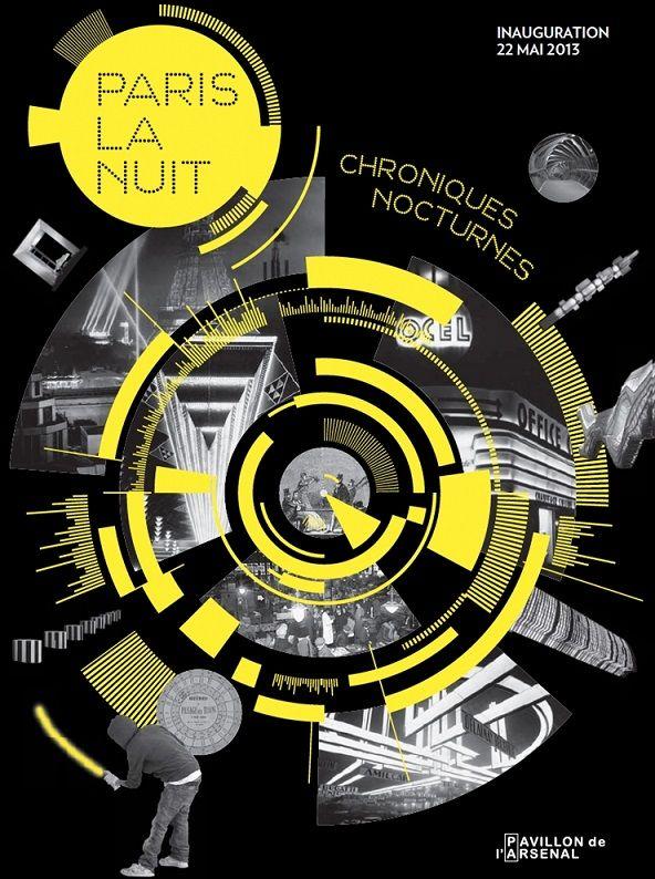 Paris la nuit : chroniques nocturnes