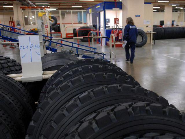 L'usine Michelin de Joué-les-Tours emploie 930 salariés
