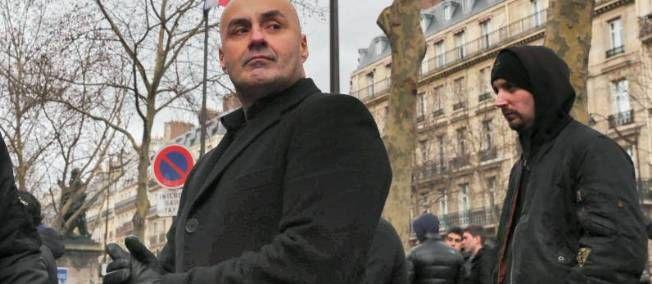 Serge Ayoub, le leader des JNR a formellement démenti que l'un des membres de son groupe skin soit l'auteur des coups.