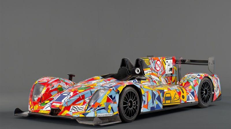 Artcart  OAK Racing