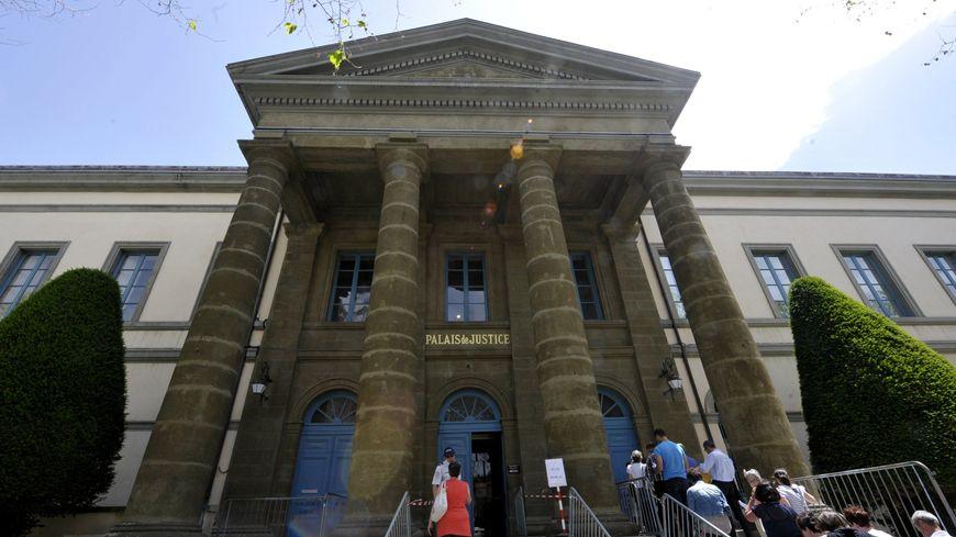 Le palais de justice du Puy-en-Velay