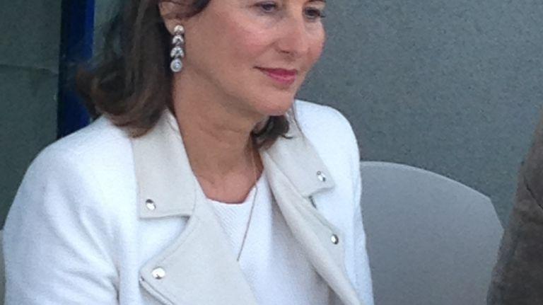 Ségolène Royal invitée de France Bleu Poitou