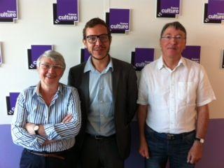 Béatrice Giblin, Gaël Brustier et Eric Dupin