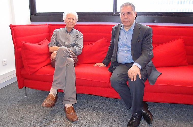 Philippe d'Iribarne et Malek Chebel