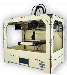 Un modèle d'imprimante 3D