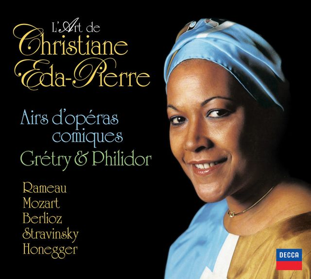 L'Art de Christiane Eda-Pierre, soprano