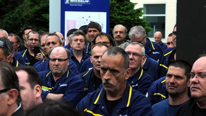 L'usine Michelin de Joué-les-Tours emploie aujourd'hui 930 personnes.