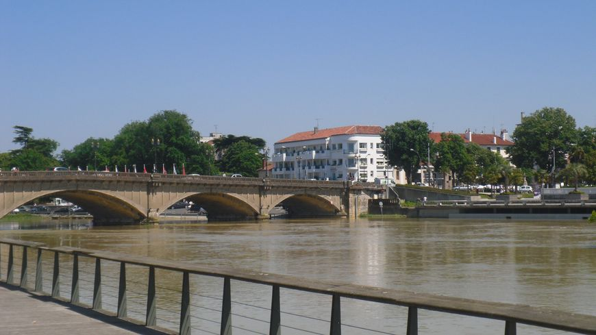 Berges Adour Dax