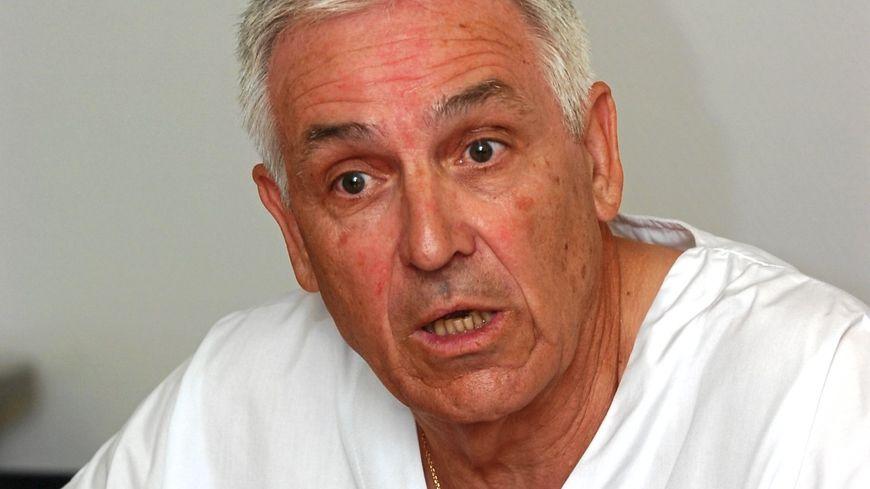 Jean-Jacques Eledjam au CHU de Montpellier en juin 2009