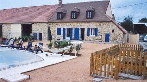 Le gîte à Boussac- Creuse-