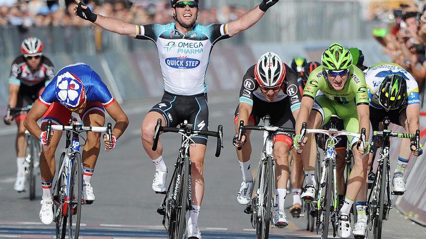 L'équipe Omega Pharma - Quickstep espère voir Mark Cavendish remporter quelques étapes au sprint sur ce Tour de France