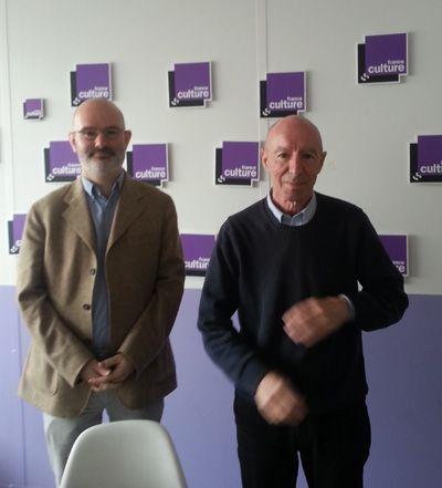 laurent Lemoine et Jean-Pierre Zarader