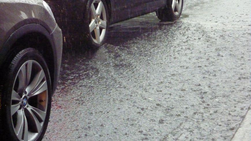 pluie en idf