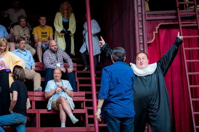 Robert Carsen, mise en scène de Rigoletto, de Verdi 2