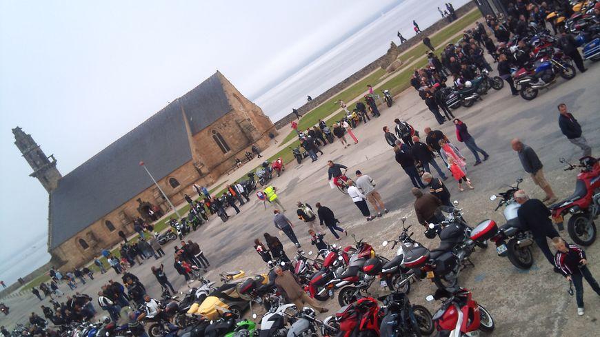 Premier pardon des motards du Finistère