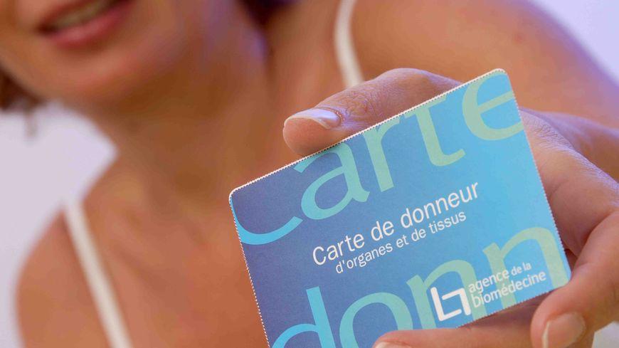 Don d'organe, carte de donneur, transplantation, greffe