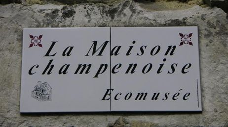 Maison champenoise Oeuilly Une page d'histoire France Bleu Champagne