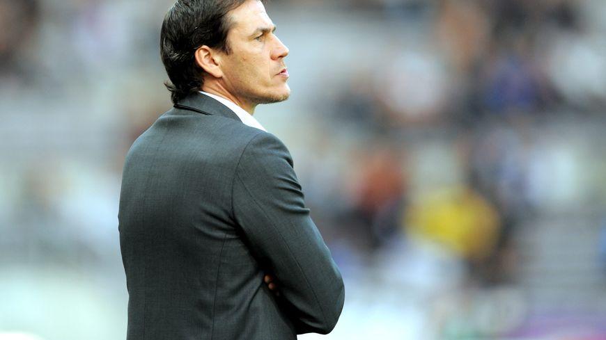 Rudi Garcia, nouvel entraîneur de l'AS Rome