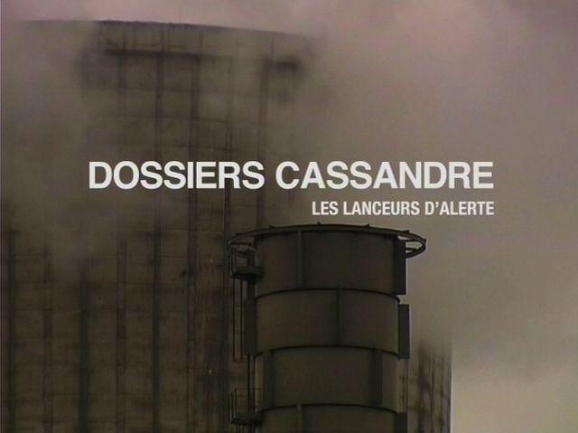 Dossier Cassandre