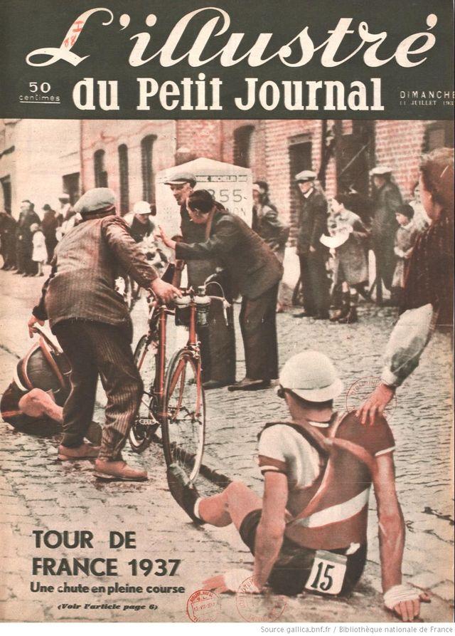 Le Petit Journal Illustré 1937