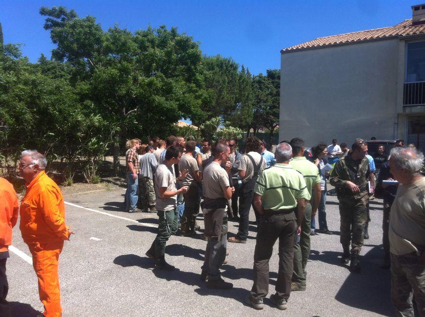 70 personnes mobilisées pour cette chasse à l'ourse