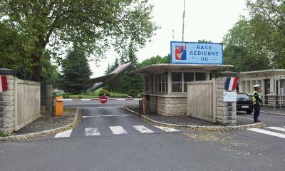 Base de Défense de Creil, dans l'Oise