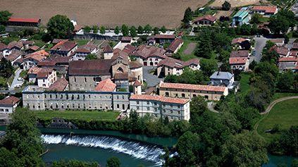 Monastère de Sorde l'Abbaye