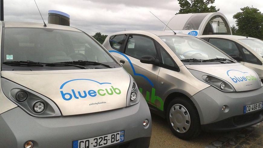 """Les """"Bluecub"""" présentées en juin dernier entreront en service le 9 janvier 2014"""
